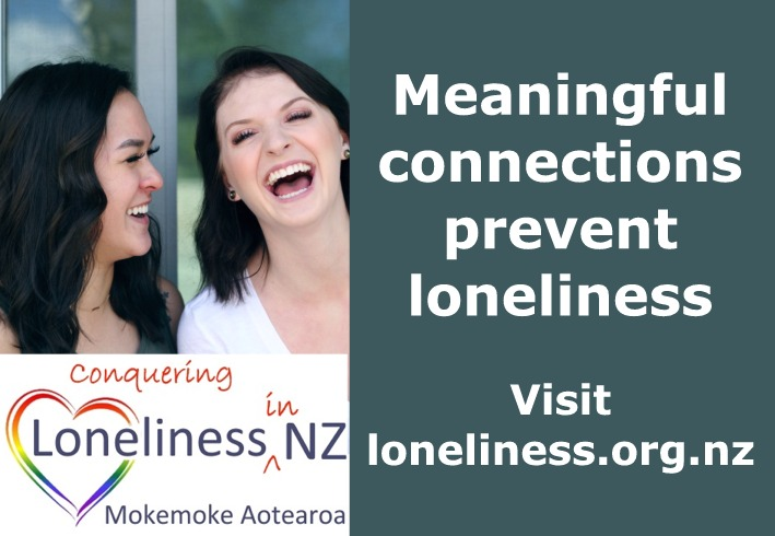 Meaningful connections prevent loneliness