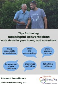Meaningful conversations tips